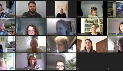 Calvert Reconnections hosts successful Zoom discussion for brain injury case managers